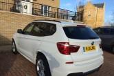 2011 BMW X3 xDrive20d M-Sport 5dr