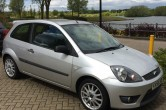 Ford Fiesta Zetec S, 2006, 1.6L Petrol, Manual – 3dr