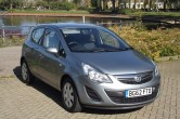 2012 (62) Vauxhall Corsa Exclusiv 1.4 Petrol Manual 5DR [AC]