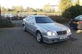 2001 Mercedes Benz CLK 320 Elegance Auto – 3.2L Petrol 2 door Coupe