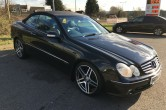 2004 MERCEDES CLK 240 AVANTGARDE CONVERTIBLE