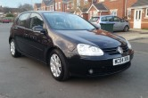 2004 VW GOLF 2.0L FSI GT PETROL MANUAL 6SPD 5DR
