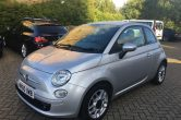 2010 Fiat 500 1.2L Sport, 3dr Start/Stop technology