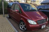 2005 Mercedes Benz Viano 3.2L Automatic Ambiente Extra Long Wheel Base (XLWB)