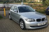 2010 BMW 118D Sport Manual 6 speed 5 door