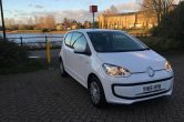 2015 VW UP! MOVE UP 1.0L Petrol, Manual