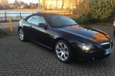 2005 BMW 645Ci Convertible Auto Tiptronic