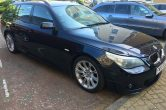 2005 BMW 5 SERIES 3.0L 530D M-SPORT TOURING 5DR AUTOMATIC